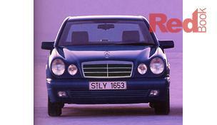 E320 W210 Sedan Classic