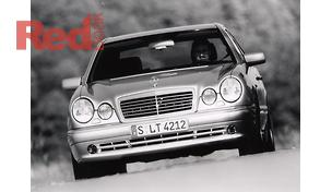 E36 W210 Sedan AMG