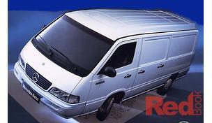 MB100 Van