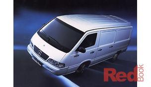 MB140 Van
