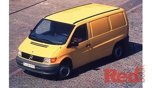 Vito 638 Van