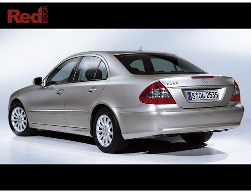 E500 W211 MY07 Sedan Elegance