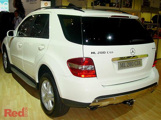 2007 Mercedes-Benz ML280 CDI W164 MY08