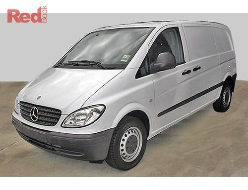 Vito 639 MY08 Van Low Roof 109CDI