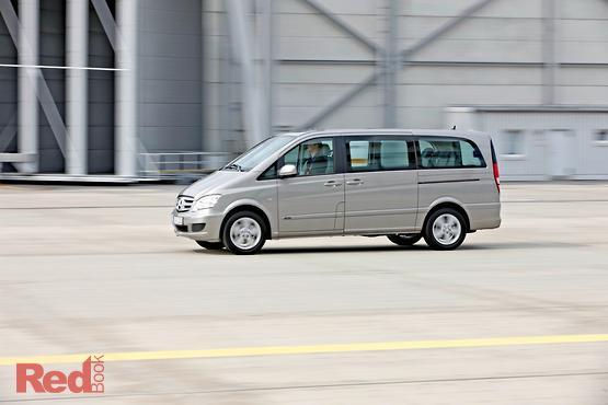 2011 Mercedes-Benz Viano Blueefficiency 639 MY11