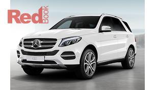 Merc GLE500 2015 SUV_f1