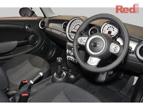 Cooper R56 Hatchback