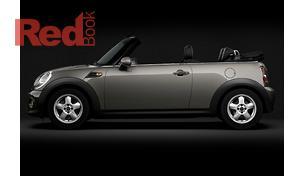 Cabrio 2011 R57 LCI Convertible Side