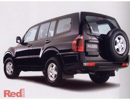 Pajero Wagon GLX