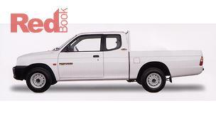 Triton MK Utility Extended Cab Club Cab