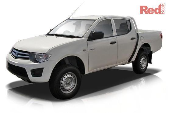 2011 Mitsubishi Triton GLX MN MY11