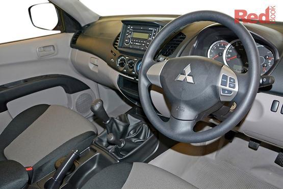 2013 Mitsubishi Triton GLX MN MY14