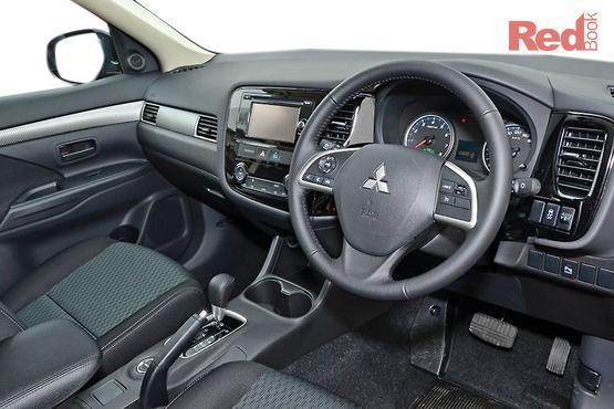 2015 Mitsubishi Outlander ES ZJ MY14.5