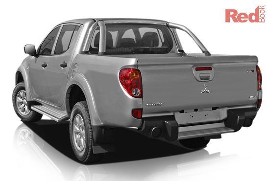 2013 Mitsubishi Triton GL-R MN MY13