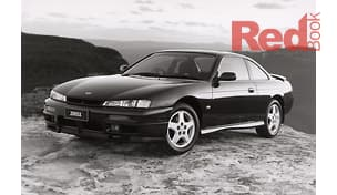 200SX S14 S2 Coupe