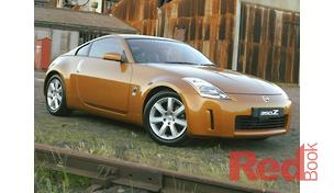 350Z Coupe Touring
