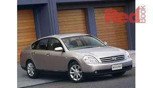 Maxima Sedan