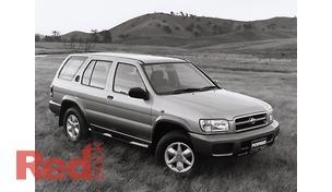 Pathfinder WX II Wagon ST