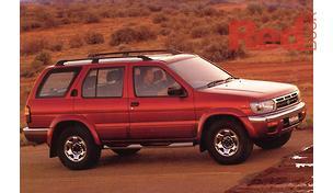 Pathfinder WX Wagon