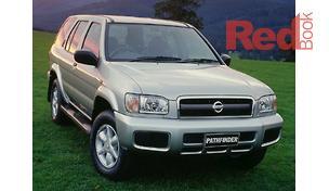 Pathfinder WX II MY2002 Wagon ST