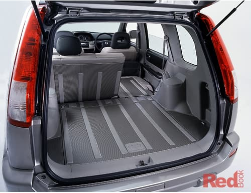 nissan x trail 2002 t30 st wagon 5dr man 5sp 4x4 how safe is your car. Black Bedroom Furniture Sets. Home Design Ideas