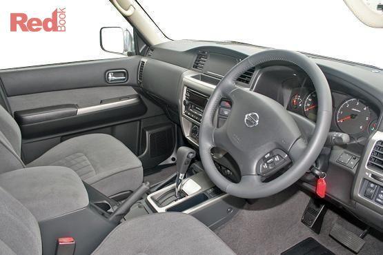 2010 Nissan Patrol ST GU 7 MY10