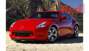 370z Coupe MY11 Front