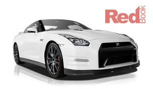 GT-R R35 Coupe