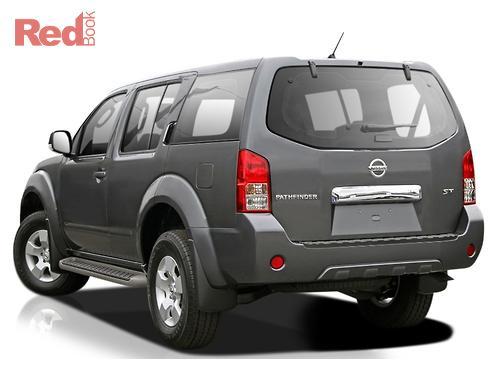 Pathfinder R51 Wagon ST