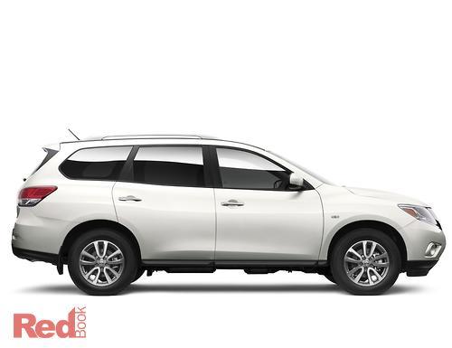 Nissan Pathfinder ST