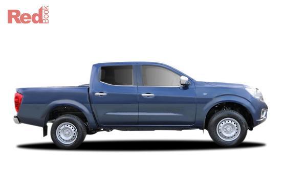 2016 Nissan Navara RX D23