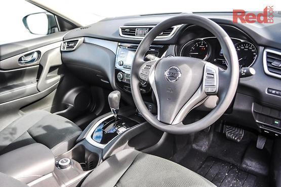 2015 Nissan X-Trail ST T32