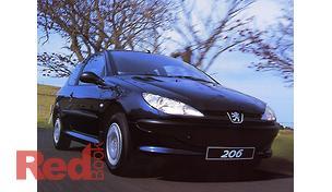 206 Hatchback XR