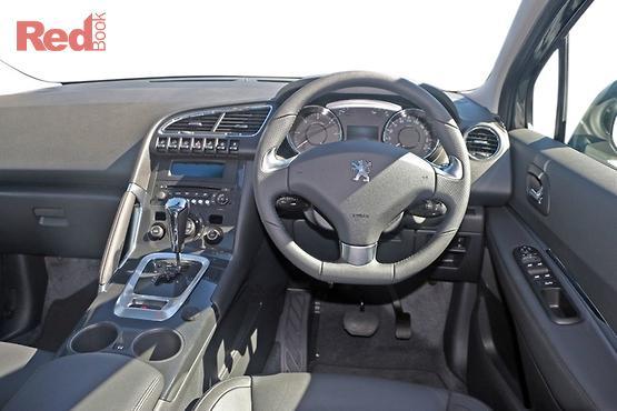 2013 Peugeot 3008 Allure T8 MY13