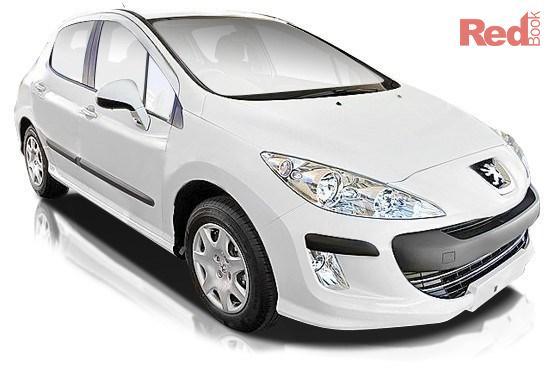 2010 Peugeot 308 XS T7
