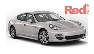 Panamera MY12 GT Front