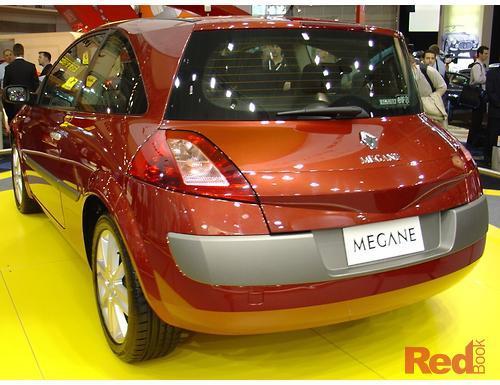 Megane II X84 Hatchback Dynamique Sport