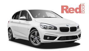 BMW 218d Sport Line