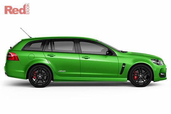 2017 Holden Commodore SS V Sportwagon Redline VF II MY17