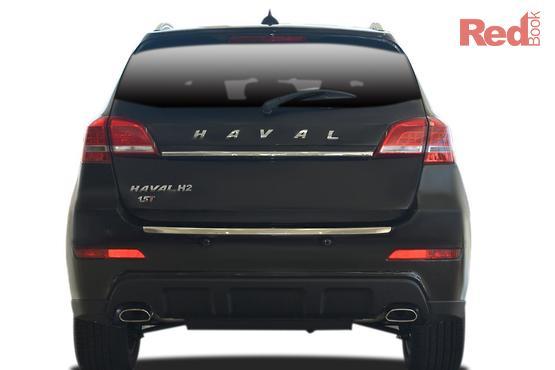 2017 Haval H2 Premium (NO Series)
