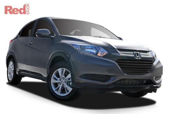 2017 Honda HR-V VTI (NO Series) MY17