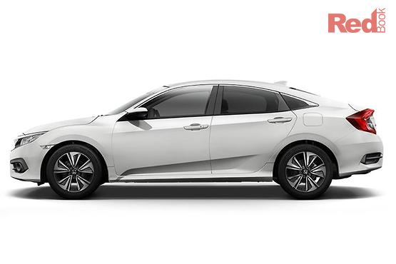 2017 Honda Civic VTI-L 10TH GEN MY16