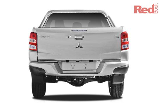 2017 Mitsubishi Triton GLS (4X4) MQ MY18