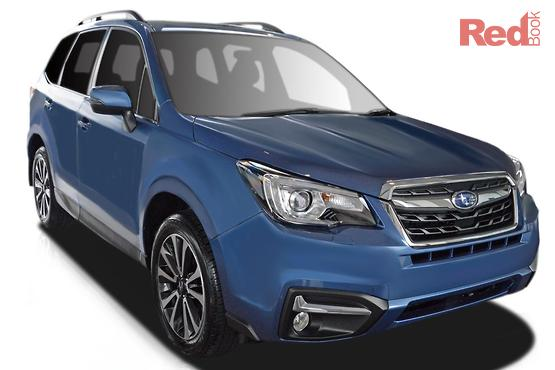 2018 Subaru Forester 2.5I-S S4 MY18