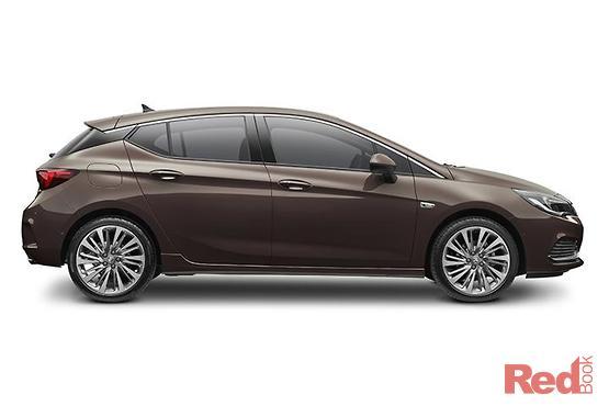 2017 Holden Astra RS-V BK MY17