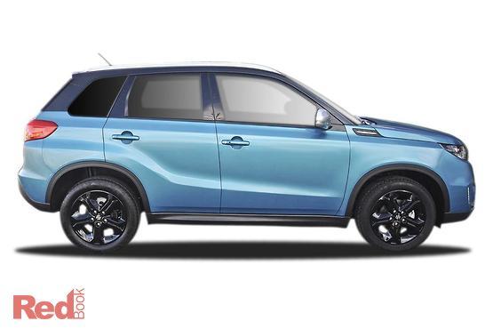 2018 Suzuki Vitara S Turbo LY