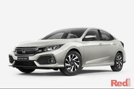 2018 Honda Civic VTI-S 10TH GEN MY18