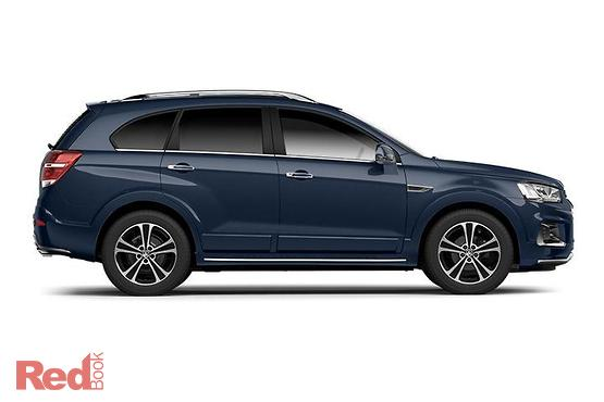 2017 Holden Captiva 7 LTZ (awd) CG MY18
