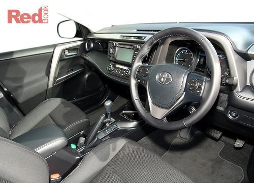 Toyota RAV4 GXL