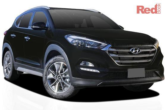 2018 Hyundai Tucson Elite TL2 MY18